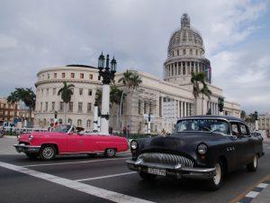 Kuba Mexiko Rundreise - Havanna