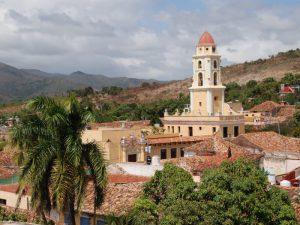 Kuba Mexiko Rundreise Trinidad