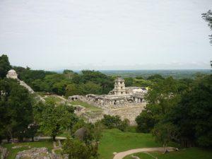 Kuba Mexiko Rundreise Palenque Ruinen