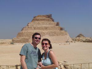 Ägypten Highlights: Stufenpyramide von Sakkara