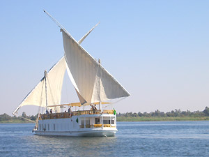 Nilkreuzfahrt in Ägypten