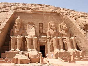 Abu Simbel bei einer Ägypten Rundreise