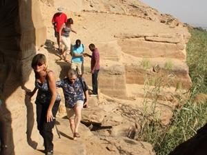Ägypten Sehenswürdigkeiten - Gebel El Silsila