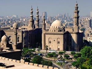 Ägypten Sehenswürdigkeiten - Mosche in Kairo
