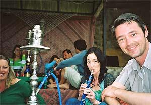 aegypten-kairo-unterkunft-shisha