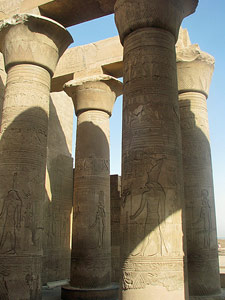 aegypten-kom-ombo-saeulen