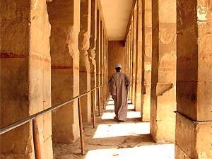 Geschichte Tempel in Ägypten