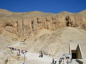 Das Tal der Könige besuchen Sie in Luxor