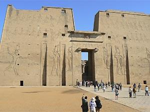 aegypten-reise-horus-tempel
