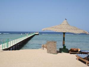 Strand am Roten Meer - el-Quseir
