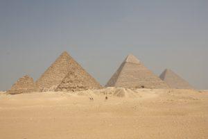 Ägypten Sehenswürdigkeiten - Pyramiden in Gizeh