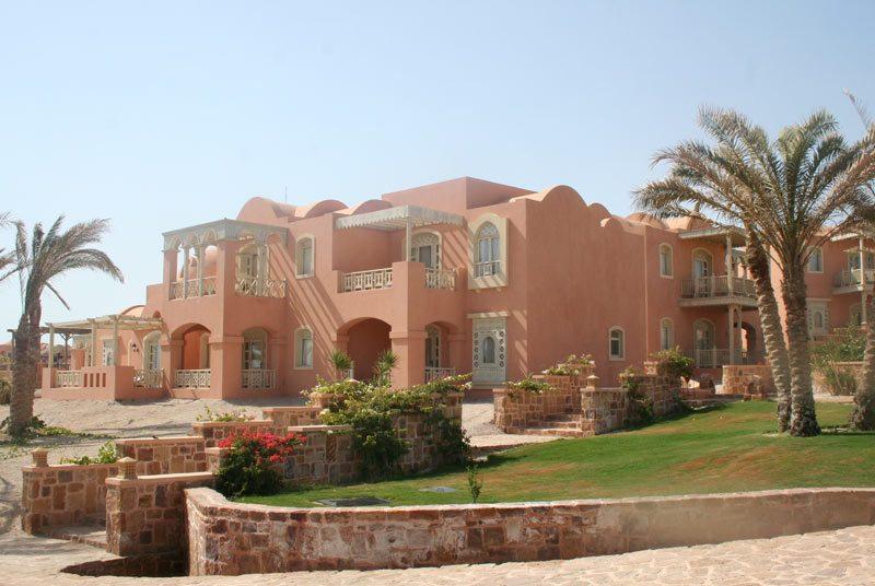 Warum nach Ägypten reisen Resort am Quseir Strand in Ägypten