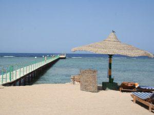 Reisekrankheiten Strandresort in Ägypten