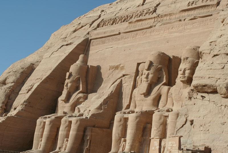 Warum nach Ägypten reisen Abu Simbel bei einer Ägypten Reise