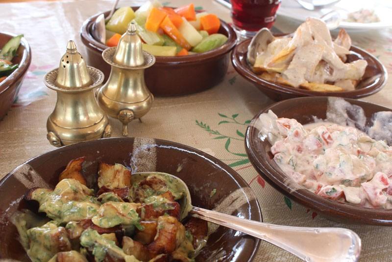 Warum nach Ägypten reisen köstlichen Mezze