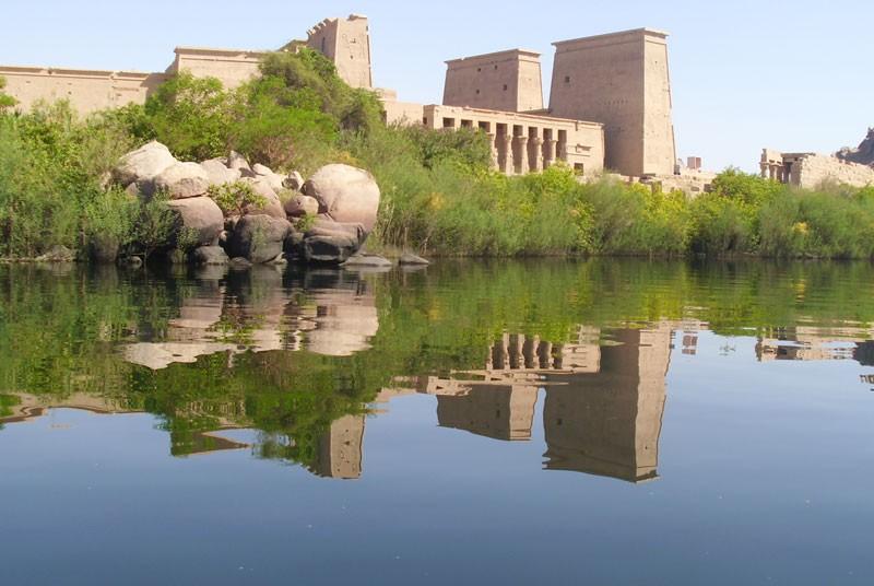 Warum nach Ägypten reisen Der Philae Tempel