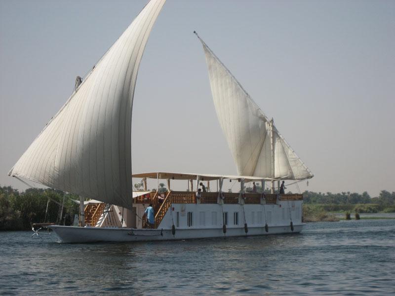 warum nach ägypten reisen Segeln auf dem Nil