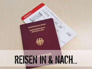 Einreisebestimmungen Pass
