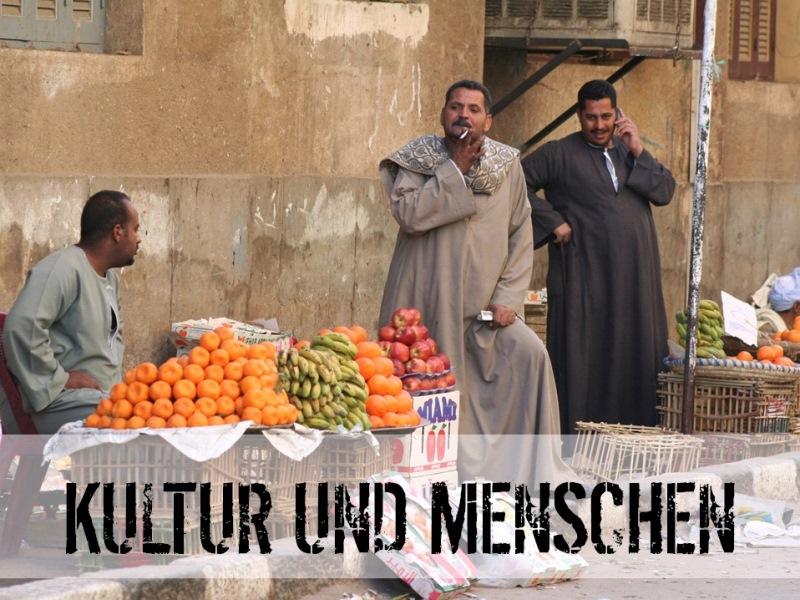 Kultur und Menschen
