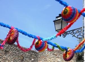 Straßenfest in LIssabon