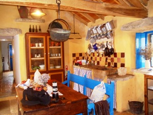 ursprüngliches Landhaus bei Mafra