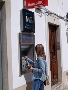 Geld abheben in Portugal