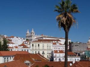 Lissabon-Süden-Portugals-Kathedrale