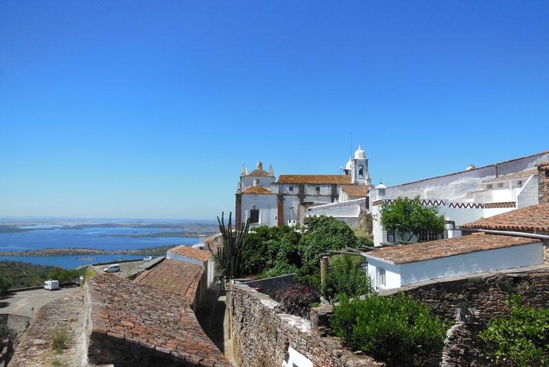 Warum nach Portugal reisen? Mon Saraz Aussicht