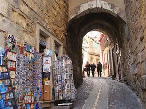 kleine Altstadtgassen Coimbras