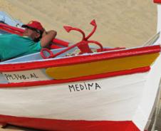 Fliesenkunst an der Costa Lisboa