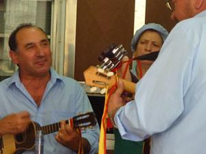 Straßenmusik-in-Lissabon