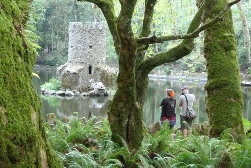 Warum nach Portugal reisen? Sintra Gärten