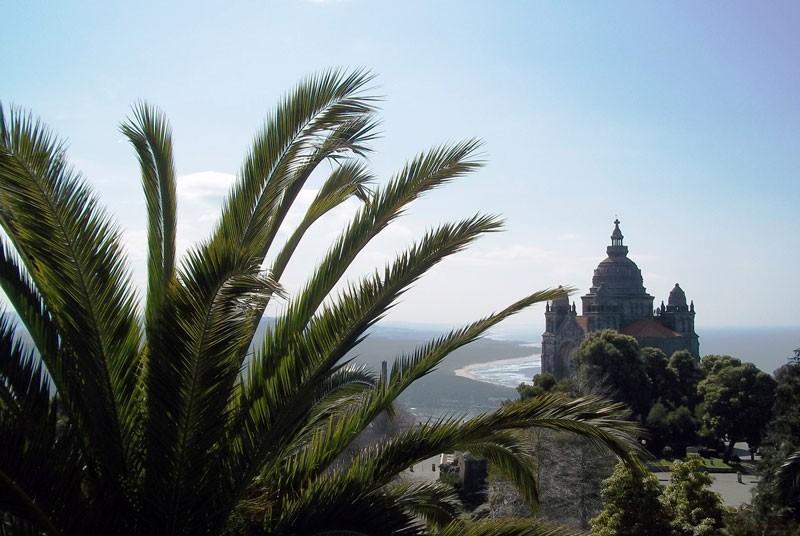 Warum nach Portugal reisen? Viana do Castelo Ausblick