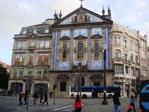Von Porto nach Lissabon - Porto-Altstadt-La Ribeira