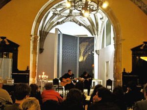 Von Porto nach Lissabon - Fado Abend