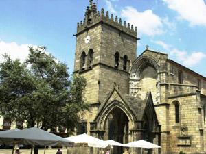 Kirche in Guimaraes Foto: CMG/PPacheco