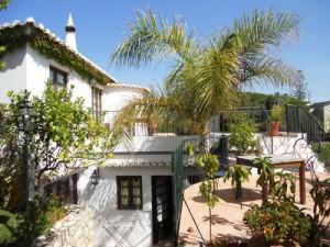 Erholung auf ländlicher Qinta mit Pool an der Algarve