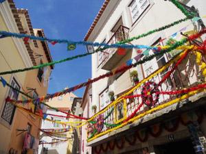 Feira in Portugal