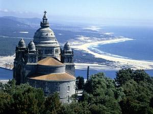 Aussicht vom Monte Santa Luzia