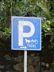 schild-kutsche-parkplatz