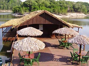 brazilie amazone lodge terras