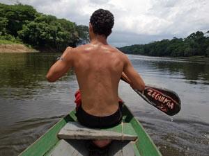 Amazone Brazilië reizen