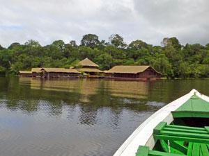 brazilie amazone drijflodge