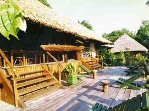 brazilie amazone villa gesundeck