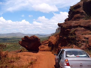 Self drive Brazilië reizen