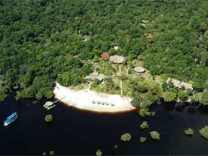 brazilie overnachten amazone