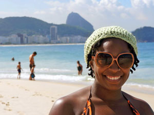 Easy going in Rio de Janeiro