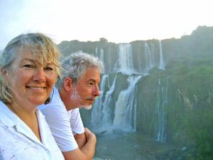brazilie reizigers iguazu