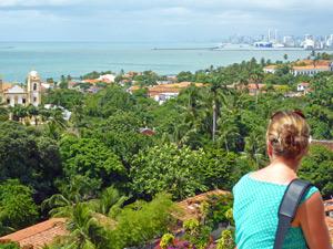 brazilie olinda uitzicht