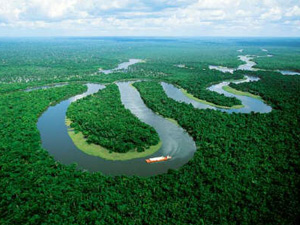 Klimaat Amazone Brazilië
